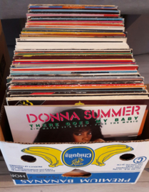 Collectie van 172 vinyl lp's / sets (€ 3,50 p.s. / staffelkorting)