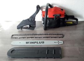 Benzinemotor- kettingzaag Winplus WPGS 5001