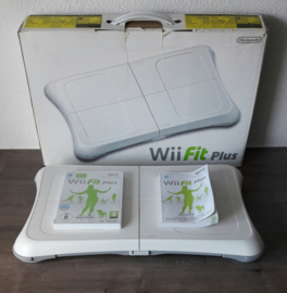 Wii Fit Plus pakket (Wii Fit Plus + Wii Balance Board)
