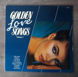 Various Artists – Golden Love Songs Volume 1 t/m 6