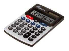 Zakrekenmachine TopCalc i-101 (Quantore)