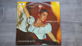 Vinyl lp: Georges Bizet - Carmen-Suite / L'Arlesienne-Suite