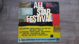 Vinyl lp: All Star Festival