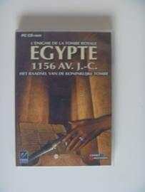 Egypte, het raadsel van de koninklijke tombe