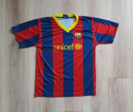 Replica FC Barcelona thuisshirt (Messi, 10) maat: 146/152