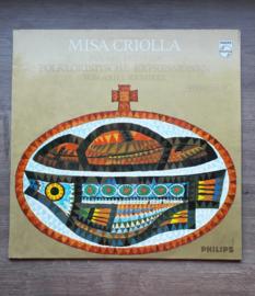 Vinyl lp: Misa Criolla (aus Argentinien) - Folkloristische Expressionen, von Ariel Ramirez
