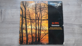 Vinyl lp: Franz von Suppe - Ouvertures (Moskou Radio Orkest)