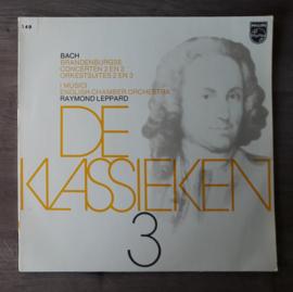 Various Artists - De Klassieken vinyl lp's (12 stuks totaal)