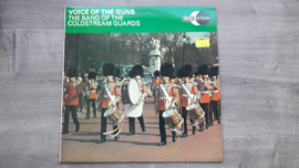 Vinyl lp: Band of the Coldstream Guards - Voice of the Guns