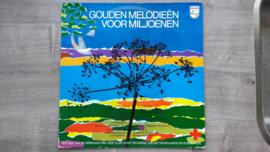 Vinyl lp: Gouden Melodieën Voor Miljoenen (NLse Roode Kruis)