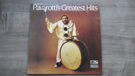 Vinyl lp: Luciano Pavarotti - Greatest Hits (set van 2)