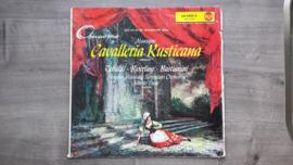 Vinyl lp: Mascagni - Cavalleria Rusticana