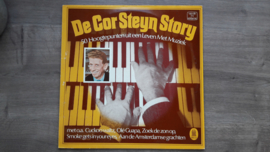 Vinyl lp: De Cor Steyn Story - 50 hoogtepunten uit een leven met muziek