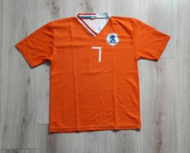 Replica Nederlands elftal thuisshirt (v. Persie, 7) (maat S)