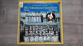 Vinyl lp: Het Volendams Operakoor - Laat het altijd vrede zijn