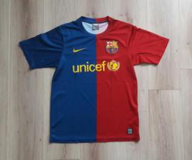 Replica FC Barcelona thuisshirt (maat: S)
