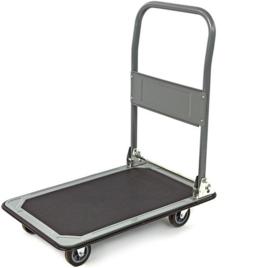 Te huur: Transportkar, opvouwbaar (max. 150 kg)