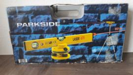 Laserwaterpas met statief Parkside 670