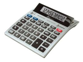 Bureaurekenmachine TopCalc i-210 (Quantore)