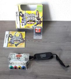 Guitar Hero on Tour - Decades, incl. guitar grip (Nintendo DS)