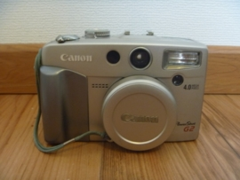 Canon powershot G2 digitale camera