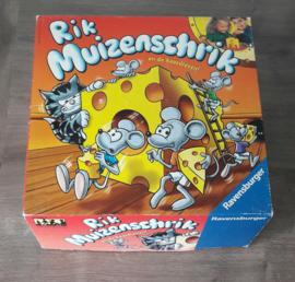 Rik Muizenschrik en de kaasdieven! (Ravensburger)
