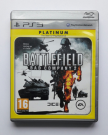 Battlefield: Bad Company 2, Platinum edition (Playstation 3 / PS3 game)