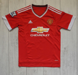 Replica Manchester United thuisshirt (Maat S)