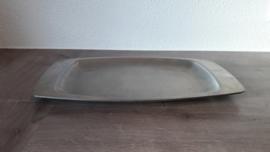 Rvs schalen en bakken (5 stuks)