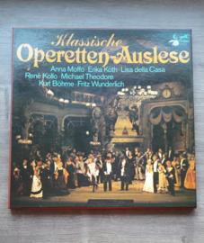 Vinyl lp: Klassische Operetten - Auslese (3 LP)