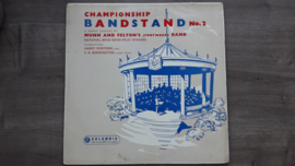 Vinyl lp: Munn and Felton's band - Championship Bandstand No. 2