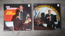 John Woodhouse vinyl lp's (7 stuks totaal)