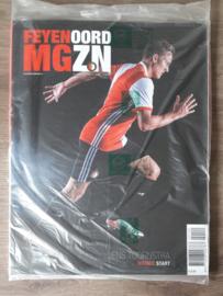 Nieuwste Feyenoord officiële clubmagazine 2019 / 2020 (editie 1)