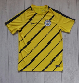 Origineel Manchester City trainingsshirt 2016 / 2017 (maat M)