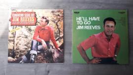 Jim Reeves vinyl lp's (6 stuks totaal)