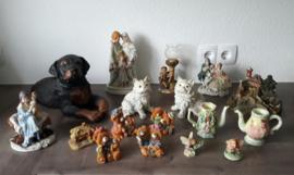 Beelden, beeldjes en poppen (tweedehands)