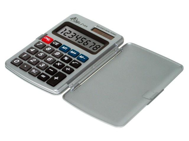 Zakrekenmachine TopCalc i-105 (Quantore)