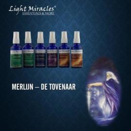 Merlijn, Tovenaar/Druïde