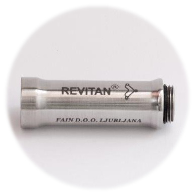 REVITAN® vóór de kraan, type 25 (under sink)