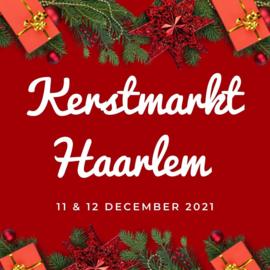 Kerstmarkt Haarlem 11 & 12 december 2021
