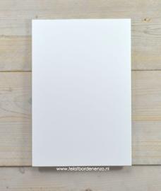 """Tekstbord """"Eigen tekst"""", 30 x 40 cm // BUITEN"""