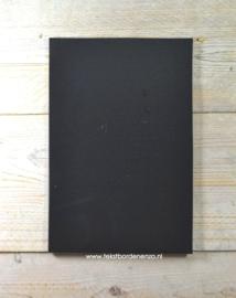 """Tekstbord """"Eigen tekst"""", 20 x 30 cm // BUITEN"""