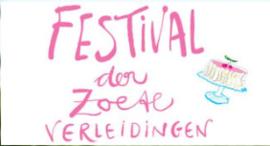 Festival der Zoete Verleidingen 12 t/m 14 april 2019
