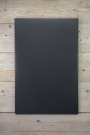 """Tekstbord """"Eigen tekst"""", 40 x 60 cm"""