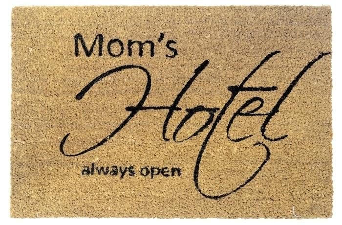 Deurmat Mom's hotel