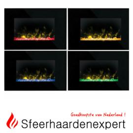 Dimplex Toluca Deluxe - Elektrische wand sfeerhaard