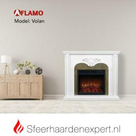 Aflamo - Elektrische haard met schouw  model Volan