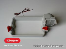 Faber Ventilator Medium - Opti-Myst haard