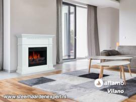 Aflamo Vilano - Schouw met elektrische LED haard