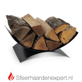Houtrek - Houtregaal voor houtopslag binnen K14